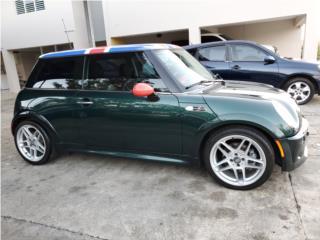 Cooper Tipo S, MINI  Puerto Rico