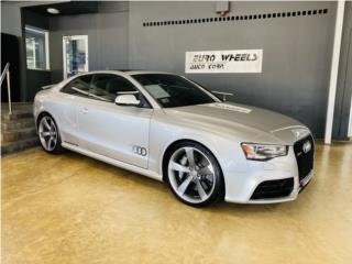 Audi - Audi RS5 Puerto Rico