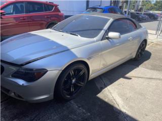 Bmw 645 ci 2004, BMW Puerto Rico