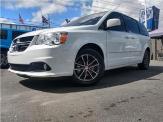 2017 CARAVAN SXT FULL POWER CON R.V.CAMARA , Dodge Puerto Rico