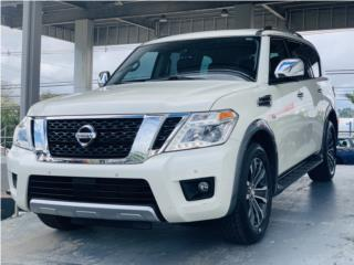 — 2018 NISSAN ARMADA SL — #ALMEJORPRECIO, Nissan Puerto Rico