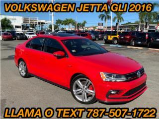 GLI equipado completo, Volkswagen Puerto Rico