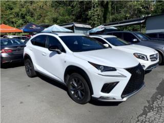 Lexus - NX Puerto Rico