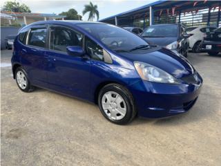 Honda Fit, Honda Puerto Rico