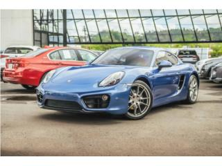 Porsche Cayman perfectas condiciones , Porsche Puerto Rico