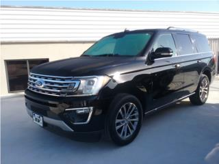 FORD EXPEDITION LIMITED 2018, Ford Puerto Rico