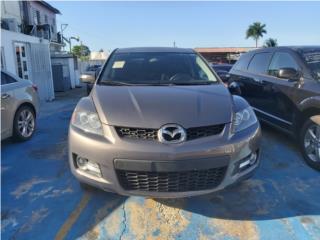 Mazda - Mazda CX-7 Puerto Rico