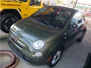 Fiat - 500 Puerto Rico
