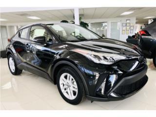 2020 TOYOTA C-HR XLE, Toyota Puerto Rico