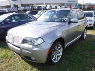 X3 3.0SI INMACULADA!, BMW Puerto Rico