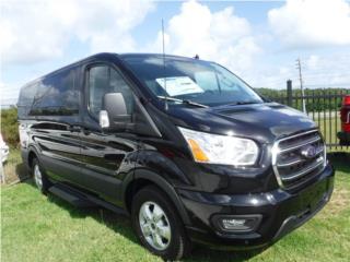 Ford - Transit Passenger Van Puerto Rico
