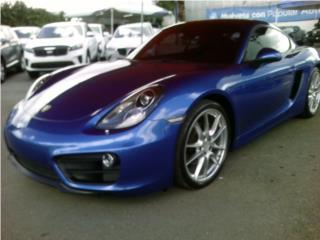 PORSCHE CAYMAN 2015 SOLO 30 MIL MILLAS, Porsche Puerto Rico