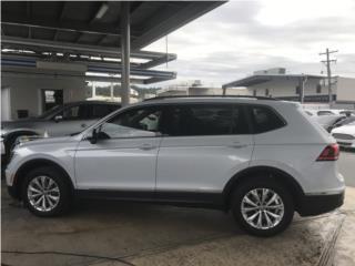 Volkswagen Tiguan SE 2018 equipada , Volkswagen Puerto Rico