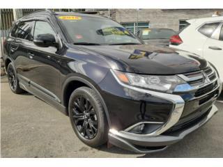 Mitsubishi Outlander Black Edition  2018, Mitsubishi Puerto Rico