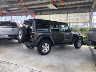 Jeep Wrangler 2019 34995  puerto rico