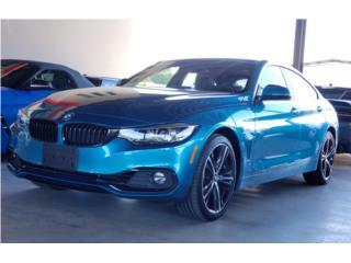 BMW 430i - Intercooled Turbo Premium Unleaded, BMW Puerto Rico