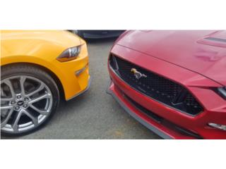 FORD MUSTANG GT SUPERCHARGER 2020, Ford Puerto Rico