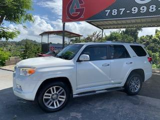 TOYOTA 4RUNNER LIMITED 4X4 2011, Toyota Puerto Rico