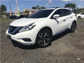 2016 nissan murano Platinium 15000 millas, Nissan Puerto Rico