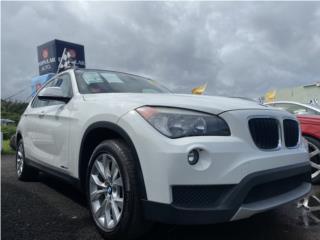 2014 x-1  AWD  $17995, BMW Puerto Rico