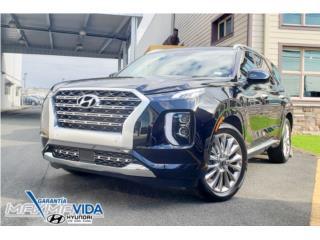 Palisade Limited 2020 con Garantía de por vid, Hyundai Puerto Rico