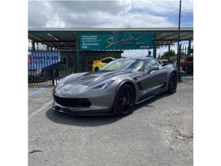 Corvette Z06/Z07 Package 3LZ sólo 8k millas, Chevrolet Puerto Rico