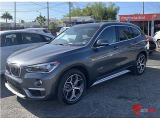 BMW  X1 2017/ PAGO APROX: $437, BMW Puerto Rico