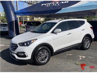 HYUNDAI SANTA FE SPORT 2017/ Pago aprox $357, Hyundai Puerto Rico