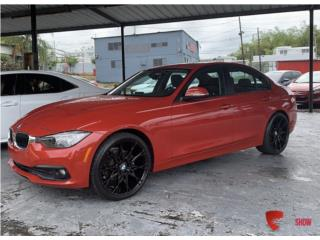 BMW 320 I 2017, BMW Puerto Rico