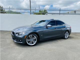 2017 bmw 330e importado , BMW Puerto Rico