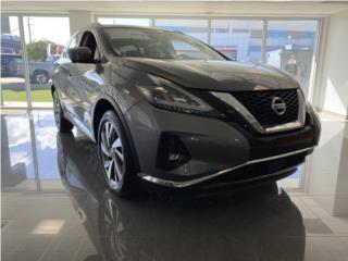 Nissan Murano 2020 desde 32970, Nissan Puerto Rico