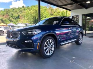 BMW X4 SPORT-PREM  X.DRIVE / 2019, BMW Puerto Rico