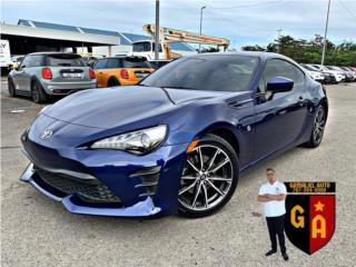 TOYOTA 86 AÑO 2017! STANDARD! GAMALIEL AUTO., Toyota Puerto Rico