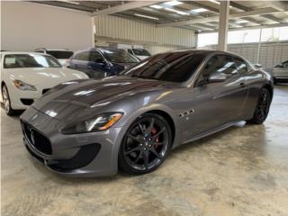 MASERATI GRAN TURISMO SPORT 2013, Maserati Puerto Rico