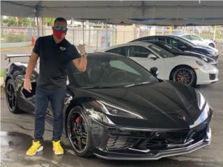 El Nuevo Corvette importado super equipado , Chevrolet Puerto Rico