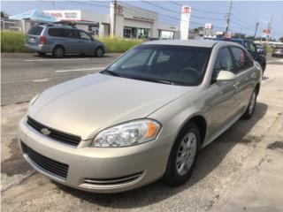 CHEVROLET IMPALA LS 2011 (SOLO 39MIL MILLAS), Chevrolet Puerto Rico