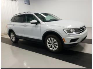 VOLKSWAGEN TIGUAN SEL 2018 PAGO $465, Volkswagen Puerto Rico