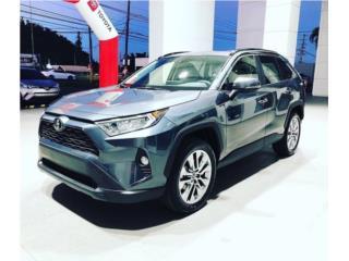 La nueva y rediseñada Toyota RAV4 2019, Toyota Puerto Rico