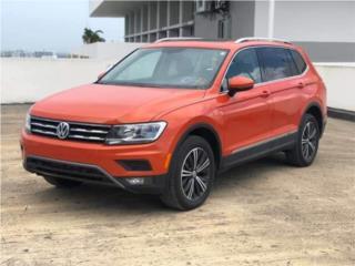 VOLKSWAGEN TIGUAN SEL LUXURY 2019, Volkswagen Puerto Rico