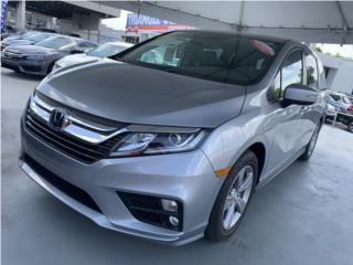 Honda Odyssey EXL   Asientos en piel, Honda Puerto Rico