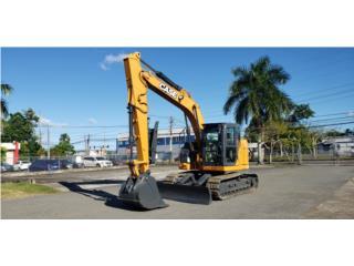 CASE CX145CSR 2015, Equipo Construccion Puerto Rico