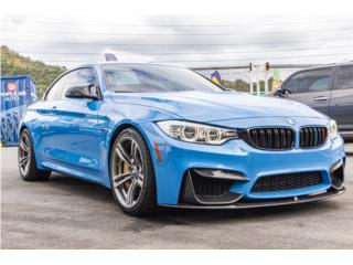 BMW M4 2015 3.0L Twin Turbo 425hp CONVERTIBLE, BMW Puerto Rico