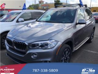 BMW X5 2017 Charcol Panoramica Equipada , BMW Puerto Rico