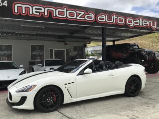 2013 MASERATI GRANCABRIO MC STRADALE , Maserati Puerto Rico