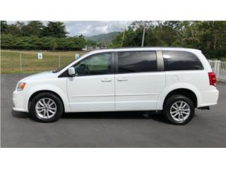 Mini Van adaptada con rampa para impedido, Dodge Puerto Rico