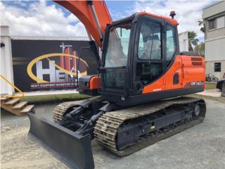 Equipo Construccion - Excavadora - Digger Puerto Rico