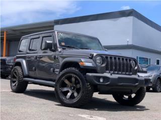 JEEP WRANGLER 4X4 2019, Jeep Puerto Rico