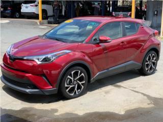 TOYOTA CH-R DEL 2018 , Toyota Puerto Rico