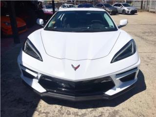 2020 Chevy Corvette C8 3LT, Chevrolet Puerto Rico