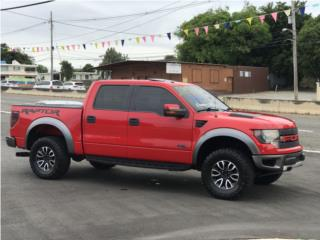 2013 FORD RAPTOR 4X4 , Ford Puerto Rico